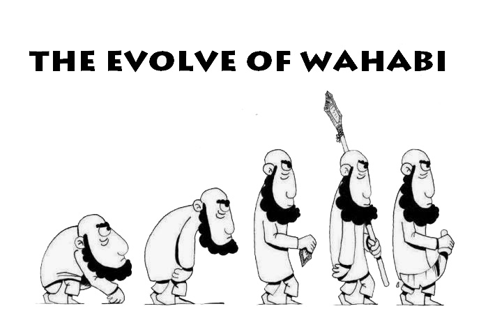 Evolusi Wahabi